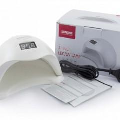 Lampy UV, LED