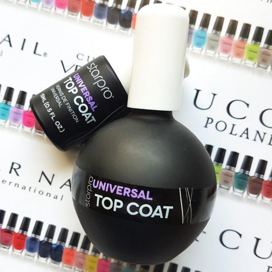 Żel nabłyszczający nawierzchniowy Top Coat Universal Star Nail 15 ml