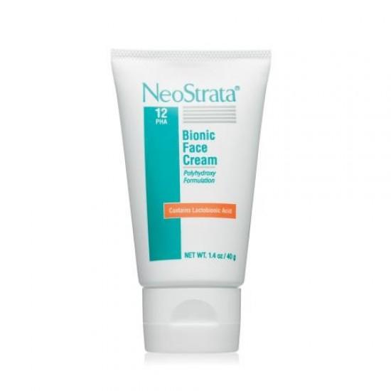 Bionic Face Cream Krem do twarzy przeciwstarzeniowy PHA 12 NeoStrata 40 g