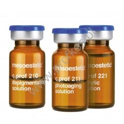 Koktajl rewitalizujący c.prof 211do mezoterapii Mesoestetic 1x5 ml