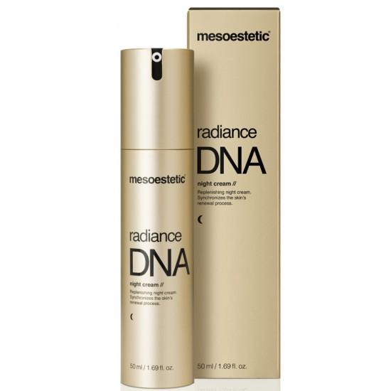Krem remodelujący na noc Radiance DNA Mesoestetic 50 ml