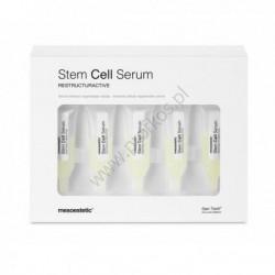 Serum przeciwzmarszczkowe rewitalizująco-odżywcze Steam Cell Mesoestetic 5x3 ml
