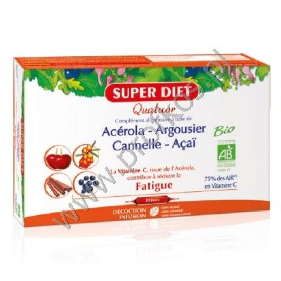 Acerola Energia i odporność Super Diet 20x15 ml