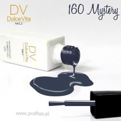 Lakier hybrydowy UV nr 160 Mystery Dolce Vita