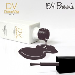 Lakier hybrydowy UV nr 159 Brownie Dolce Vita