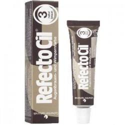 Henna do brwi i rzęs brąz RefectoCil 3.0 15 ml