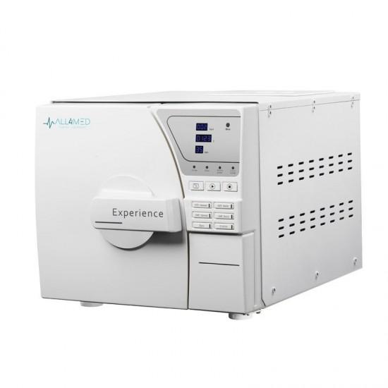 Autoklaw medyczny z drukarką LAFOMED CLASSIC LINE LFSS08BA kl. B