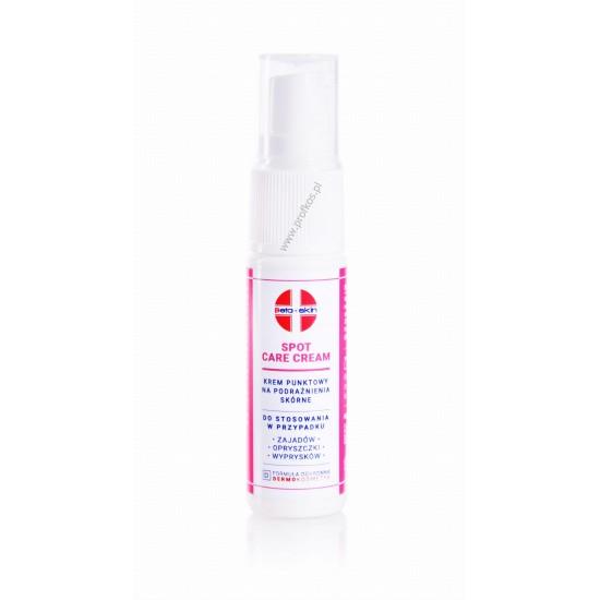 Beta-Skin Spot Care Cream - krem na wypryski, opryszczkę