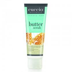 Luksusowe masło z peelingiem miód i mleko Cuccio 113 g