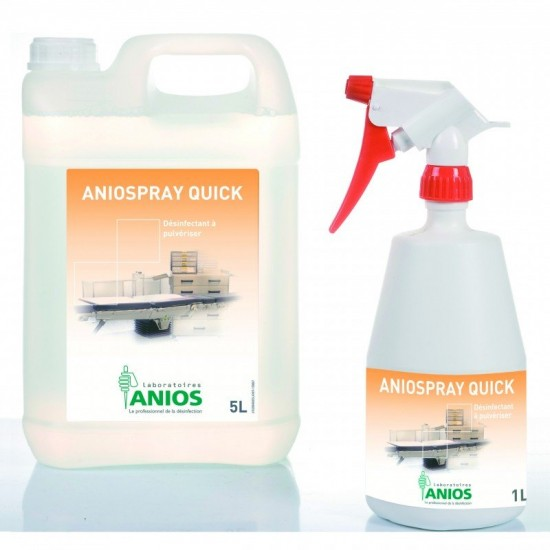 Spray do dezynfekcji narzędzi medycznych Aniospray Quick Medilab