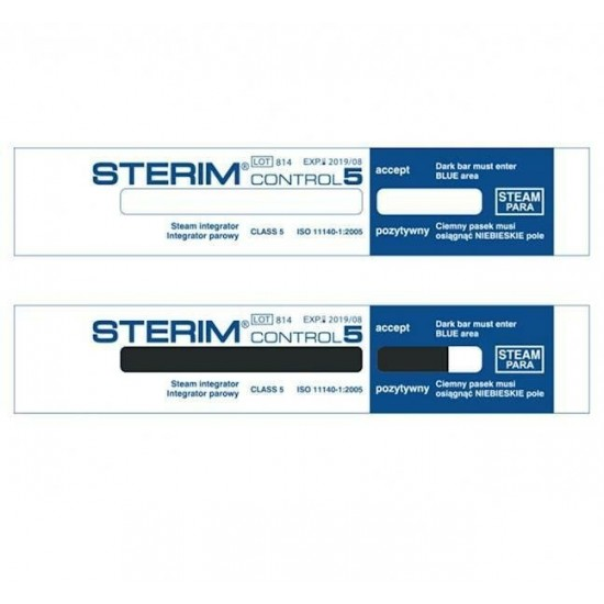 Sterim Control 5 - test zintegrowany klasy 5 - 20 szt
