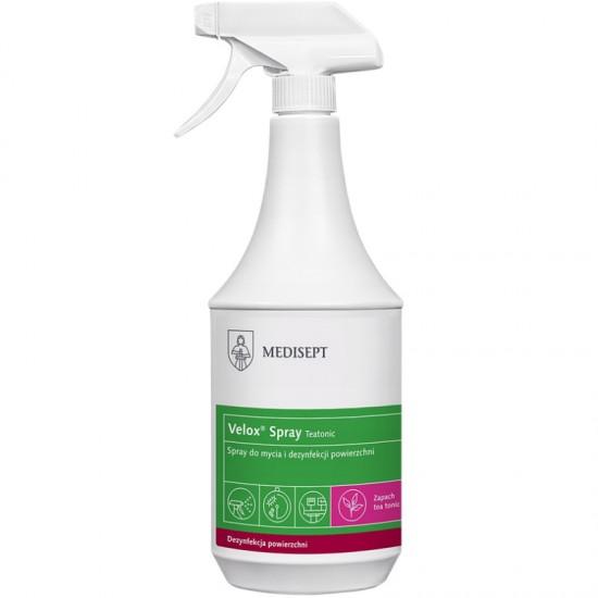 Velox Foam Extra  płyn/piana do dezynfekcji powierzchni Medisept
