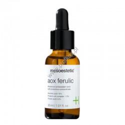Serum antyoksydacyjne AOX Ferulic Mesoestetic 30 ml