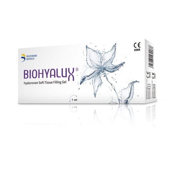 BioHyalux BASIC - Kwas hialuronowy usieciowany 1 ml