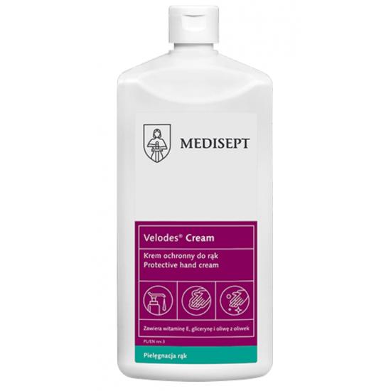 Krem ochronny do rąk - Medisept Velodes Cream 500 ml