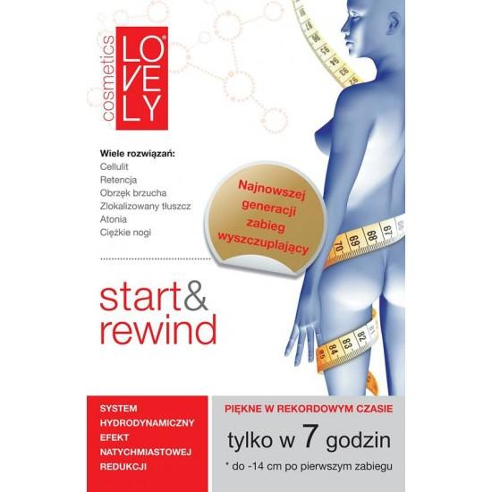 Start & Rewind zestaw - wysoce efektywny zabieg na ciało