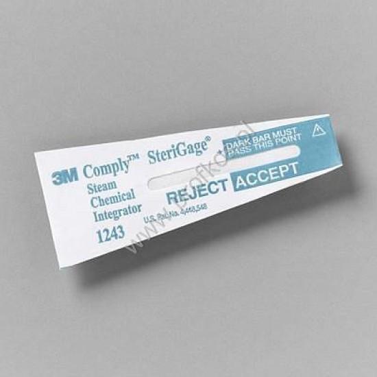 Integrator chemiczny do sterylizacji Comply SteriGage 1243 B