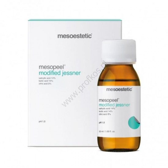 Peeling chemiczny medyczny Mesopeel Modifided Jessner Mesoestetic 50 ml
