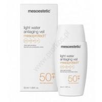Fluid przeciwstarzeniowy nawilżający SPF 50+ Antiaging Veil Mesoprotech 50 ml