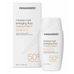 Fluid matujący przeciwsłoneczny SPF 50+ Mesoprotech Mineral Matt 50 ml