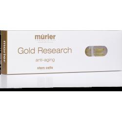 Ampułka odmładzająca Gold Research anti-aging Murier