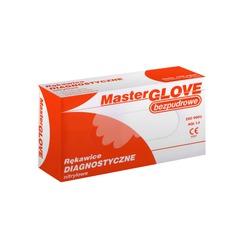 Rękawiczki nitrylowe bezpudrowe MASTER GLOVE 200 szt