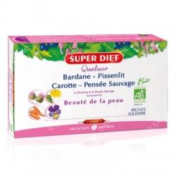 Piękna i Czysta Skóra Super Diet 20x15 ml